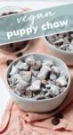 Vegan Puppy Chow