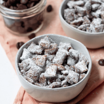 Vegan Puppy Chow