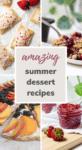 7 Amazing Summer Dessert Recipes